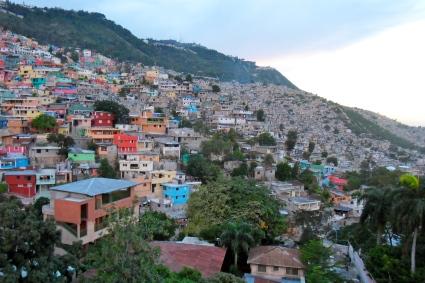 Jalousie - Haiti